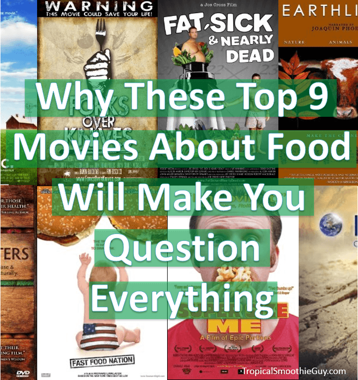 Top 9 Movies About Food-Instagram