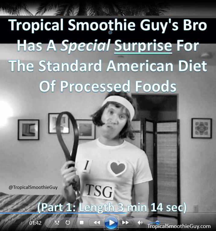 Tropical Smoothie Guy's Bro-Instagram