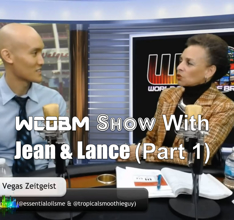WCOBM Interivew With Jean-Anne And Lance Pt 1 IG