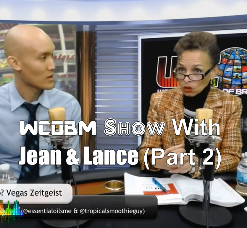 WCOBM Interivew With Jean-Anne And Lance Pt 2 IG