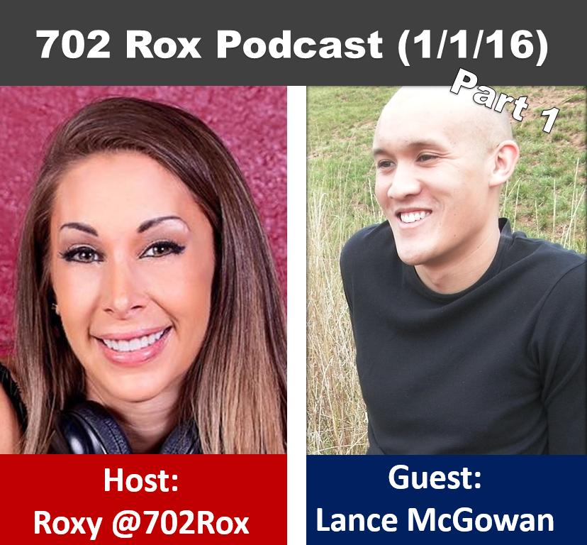 702 Rox Podcast in Las Vegas 1-1-16 pt 1 IG