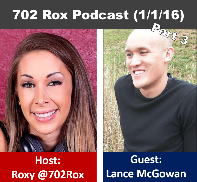 702 Rox Podcast in Las Vegas 1-1-16 pt 3