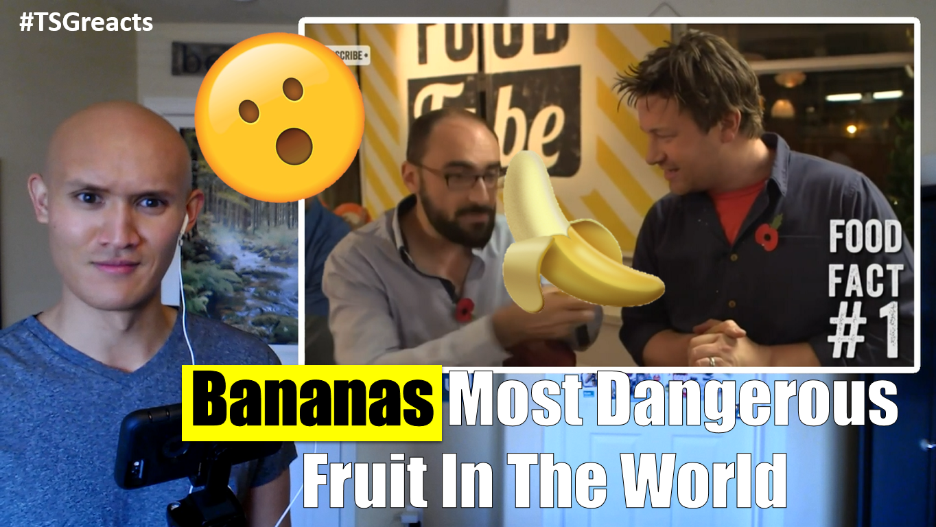 Bananas most dangerous fruit in the world