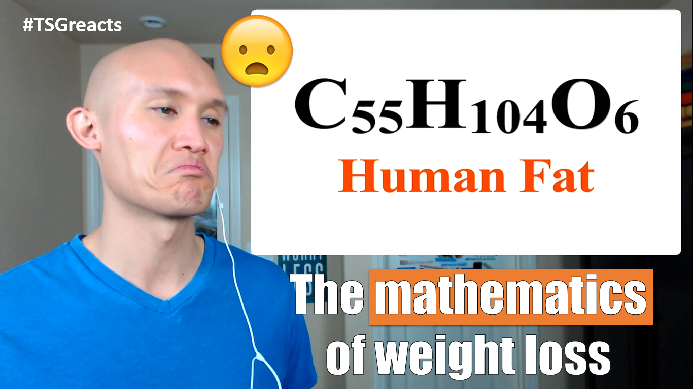 The mathematics of weight loss