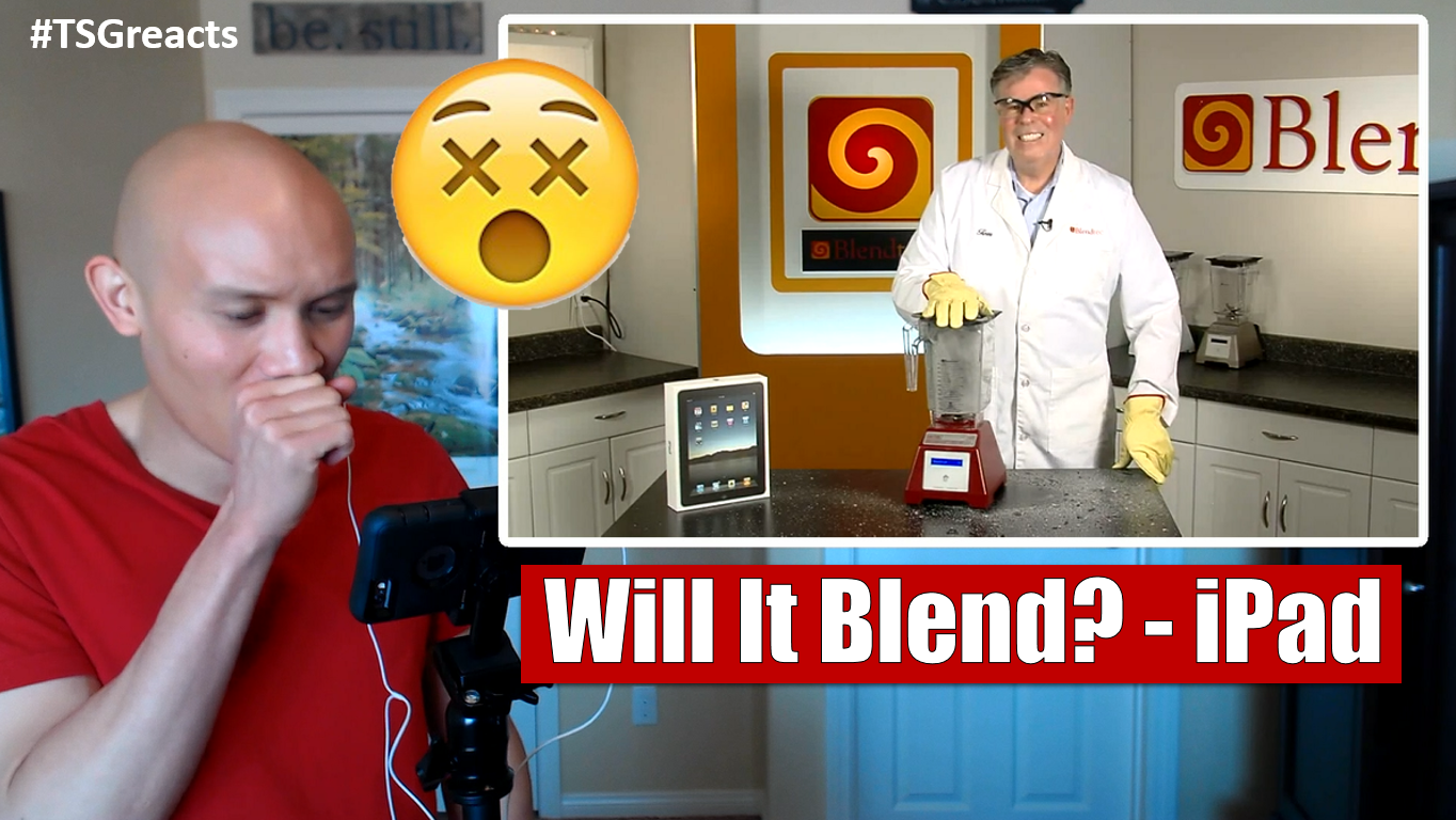 Will it blend ipad