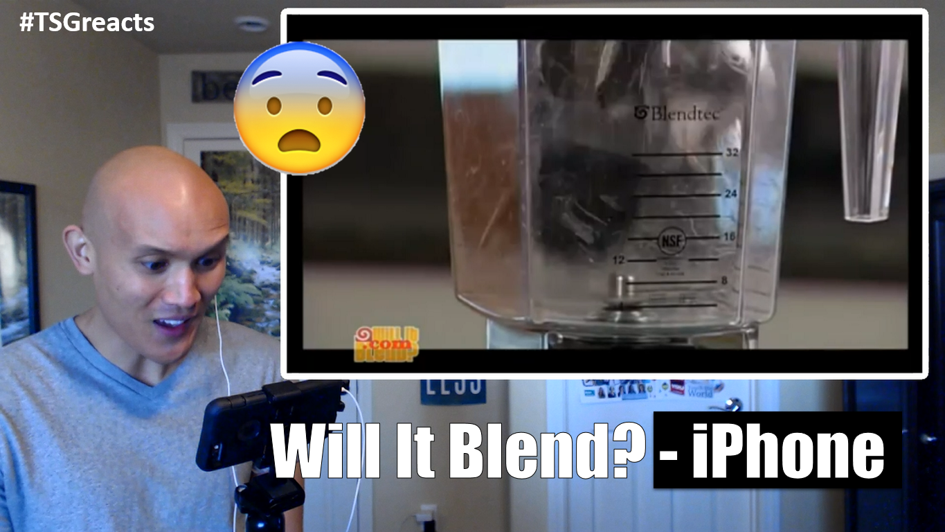 will it blend iphone