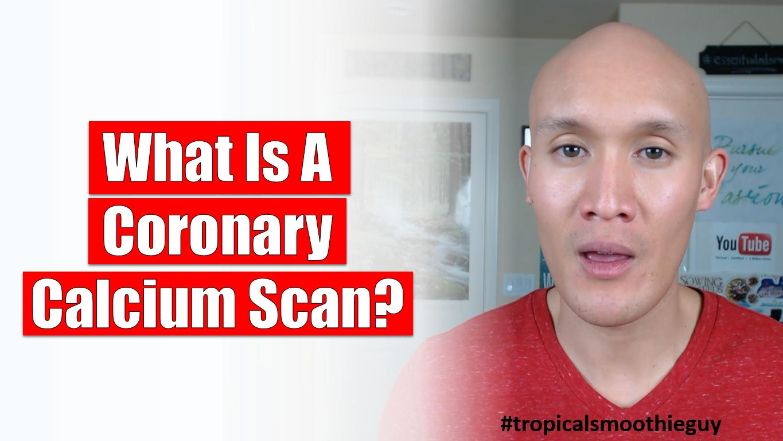 coronary calcium scan
