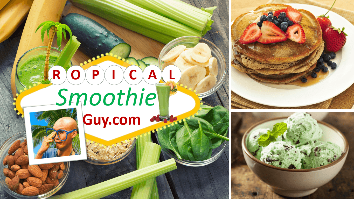 Tropical Smoothie Guy 0